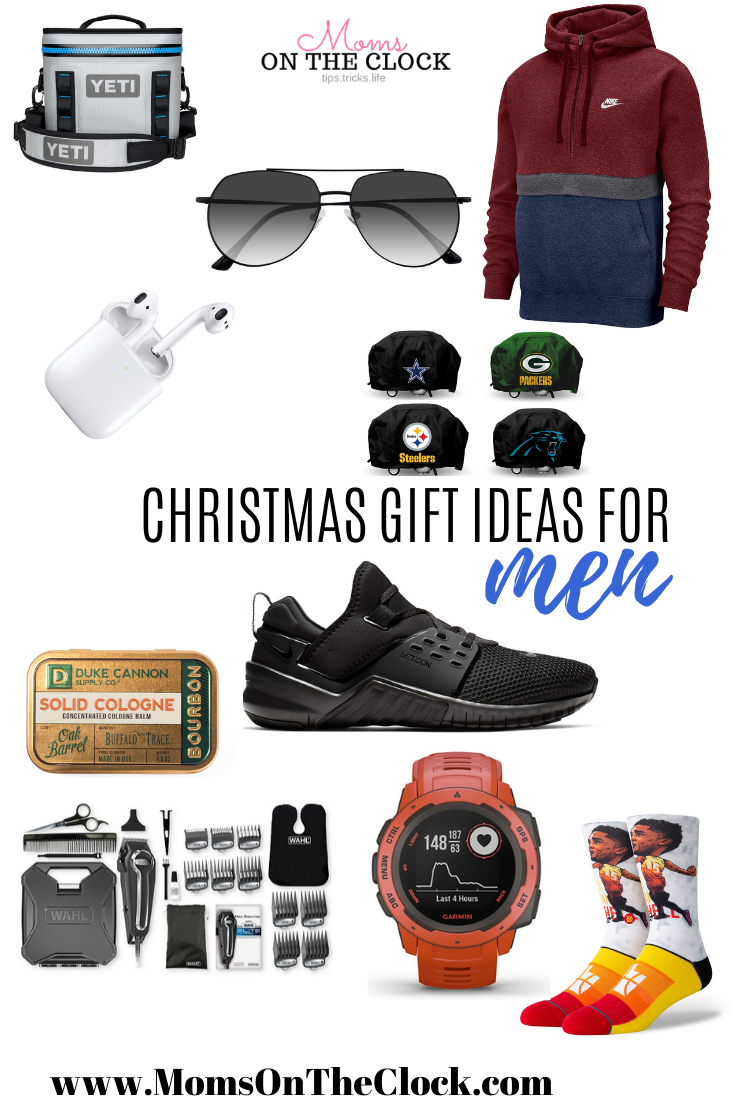 Best Christmas Gifts For Men 2019 Moms On The Clock